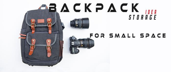 backpack storage ideas for small spaces fiture image