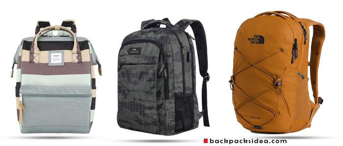 cute backpacks for college with laptop compartment